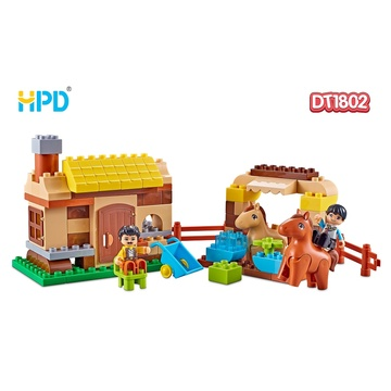 Early Learning Building Blocks Preschool Toys Wholesale