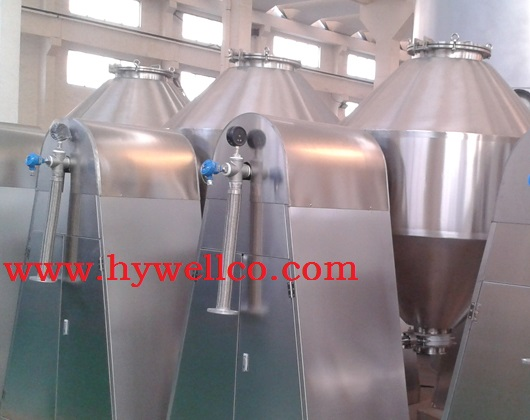 Battery Material Vacuum Drying Machine