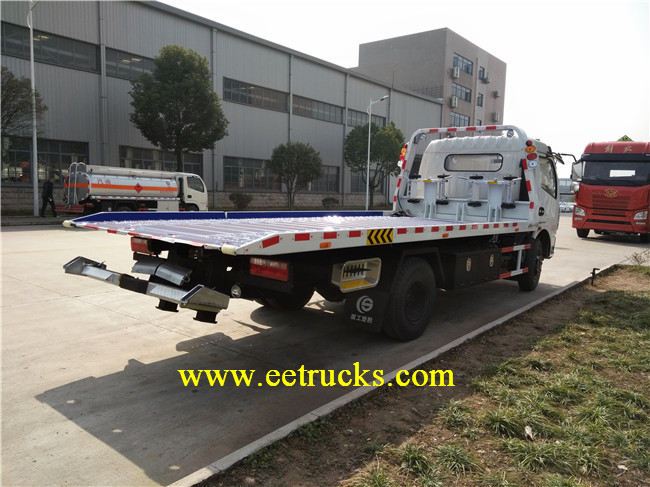 Car Carrier Recovery Trucks