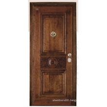 Italy Armored Steel Door Bedroom Door China Supplier (C3012)
