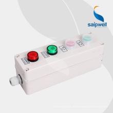 Caixa de controle de energia elétrica impermeável painel