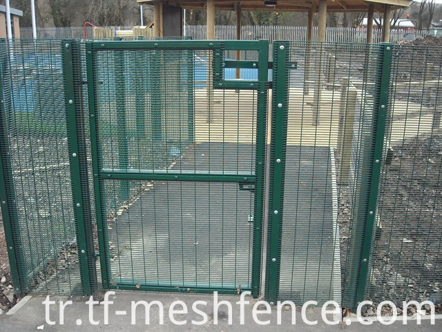 358 fence single gate
