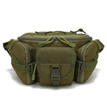 Travel Camping Large Running Belt Fanny Pack, Water Resistant Tactical Molle Bag Waist Pouch Belt Bag
