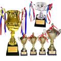 Top Sale Cheap Custom Metal 3D Sport Award Medal Trophies For Badminton