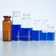Vaso farmacéutico de vidrio