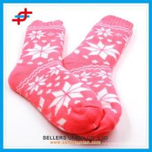2015 New Winter Cotton Fuzzy Thick Home Indoor Warm Anti-Slip Socks