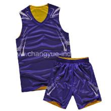 neue Saison trocken Passform und Feuchtigkeit Basketball-Trikot für Modedesign