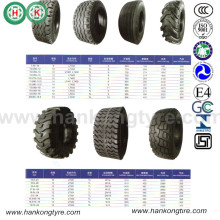 Bias Agricultural Tyre for Tractor Front and Back Position