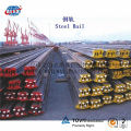 Indian Standard Is3443-1980 Steel Rail (ISCR 50 / ISCR 60 / ISCR 70 / ISCR 80 / ISCR 100 / ISCR 120)
