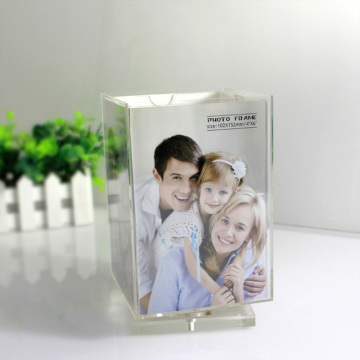Prisvärd Perspex Cube Picture Frames