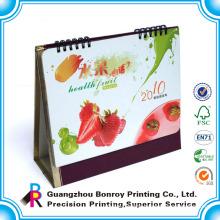 Guangzhou supplier high quality custom fashion scenery/person/animal design of calendar