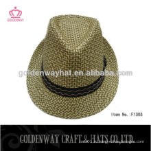 Шерстяной войлок розовый шляпа fedora желтый шляпа fedora дешевые соломенные шляпы