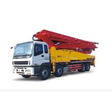 Isuzu 8X4 Concrete Pump Truck 4boom