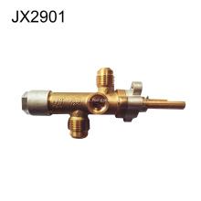Válvula de gás de latão adequada para aquecedor a gás