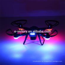 2.0 MP HD câmara de vídeo rádio controle Toy 2.4 GHz 4CH RC Quadcopter