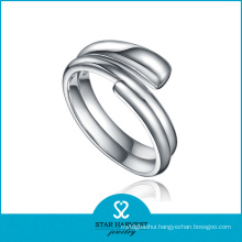Funny Silver Ring Jewellery Sales on Line (R-0402)
