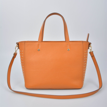 Bolsos de mano Weekender Leather Bag para mujer