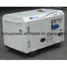 7kVA Air Cooled Silent Diesel Generator for South Africa