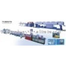 PVC-Doppelrohr-Extrusionslinie