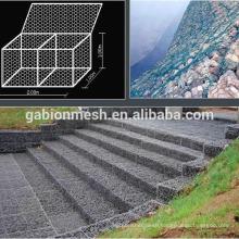 High quality gabion boxes/baskets/hexagona wire mesh anping supplier