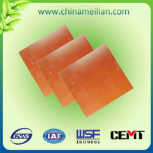 347 Feuille stratifiée isolante en fibre de verre époxy