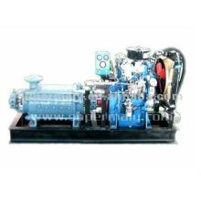 Bomba de agua manual de alta presión de precio de fábrica