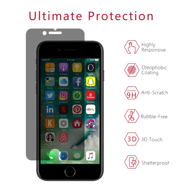 iPhone 8 Privacy Screen Guard