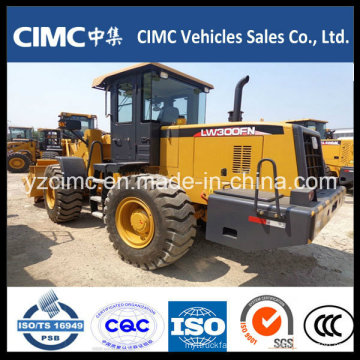 XCMG Wheel Loader Lw300fn for Nigeria