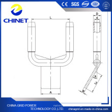 Ssy & Ssyg-N Type Heat Resistance Double Conductor Terminal Clamp