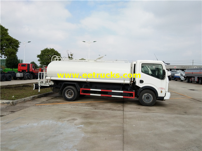 115HP 5000L Water Sprinkler Tankers