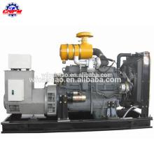 générateur diesel refroidi à l'eau de haute qualité, moteur électrique 40kw