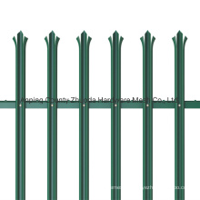 Amazon Hot Sale 1.8m High W Section Palisade Security Fencing