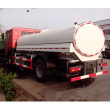Caminhão Sprinkler Sinotruk Caminhão hidráulico HOWO 4X2 com 10 cisternas cúbicas