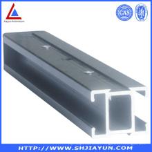 OEM Extruded Aluminium Solar Panel Support Frames
