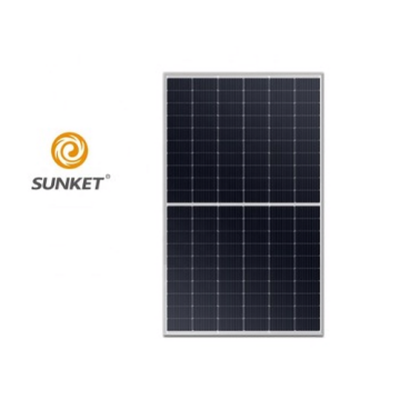 Mono 156cells Half Cut Solarpanel 575w 182mm