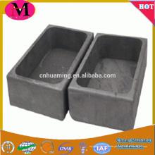 Barco / caixa de grafite personalizado para metalurgia