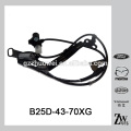 Front right car ABS Wheel Speed Sensor For Mazda Premacy 323 BJ B25D-43-70XG B25D-43-70XE B25D-43-70XF B25D4370XF B25D4370XG