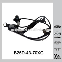 Vorderseite rechts Auto ABS Rad Drehzahlsensor für Mazda Premacy 323 BJ B25D-43-70XG B25D-43-70XE B25D-43-70XF B25D4370XF B25D4370XG