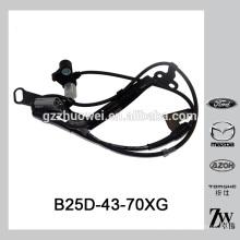 Avant droite voiture ABS Capteur de vitesse de roue pour Mazda Premacy 323 BJ B25D-43-70XG B25D-43-70XE B25D-43-70XF B25D4370XF B25D4370XG