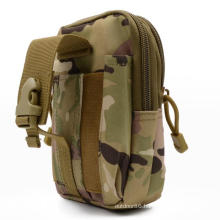 Survival Tactical Molle Pouch ,EDC Utility Gadget Belt Waist Bag with Cell Phone Holster Holder