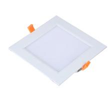 Горячая распродажа теплый белый поверхность круглой формы утопленный 3 Вт 6 Вт 12 Вт 18 Вт светодиодный свет панели
