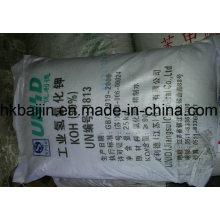 Copo blanco Hidróxido de potasio KOH 90%