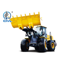 Wheel Loader CVZL50GN 5 Ton Dengan Rock Bucket