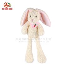 juguete japonés de la felpa del conejo de las piernas largas al por mayor