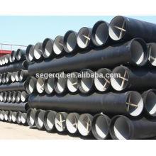 precio de tubería de hierro dúctil pulgada con revestimiento de cemento