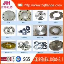 ANSI/JIS/En1092-1/DIN/GOST/BS4504/Flanges/gás Flange /Oil Flange/tubulação montagem