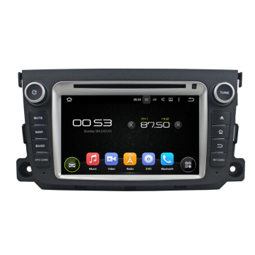 Car Multimedia System DVD Player per Benz SMART