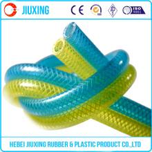Bunter PVC-faserverstärkter Netzschlauch