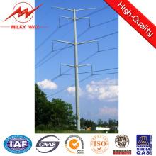 8 m 25kn Steel Utility Poles Manufectures para América