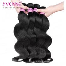 Хорошее Качество Дешевые Объемная Волна Индийские Виргинские Волосы